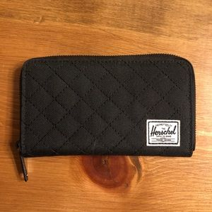 Herschel Supply Co. Quilted Wallet